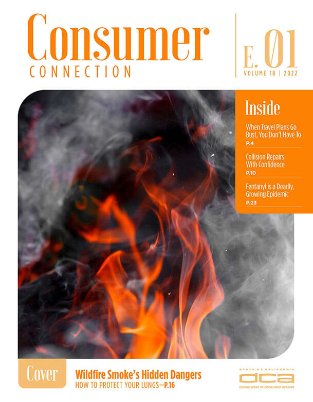 consumer connection magazine