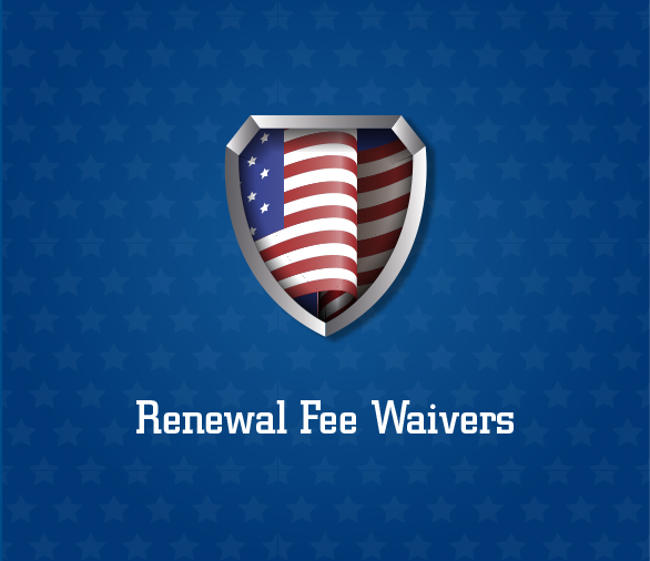Renewal Fee Waivers